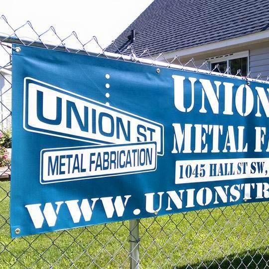 union street banner