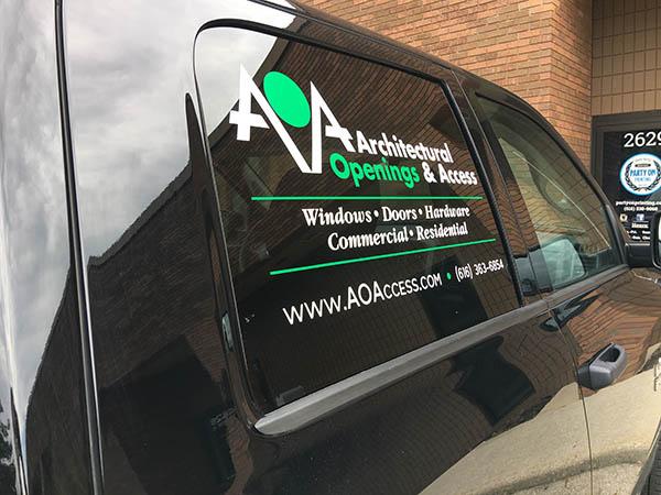 AOA Truck